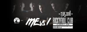 Me VS I: il 17 maggio live al Rock'n'Roll Milano