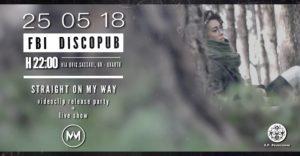 Mymisses: Videoclip Release + Live - 25/05 at FBI Club (CA) @ FBI Club & Restaurant  | Quartu Sant'Elena | Sardegna | Italia