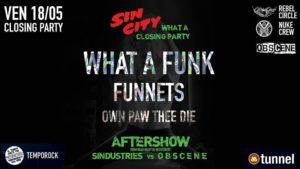 Sin City? What A Closing Party @ Circolo Arci Tunnel | Reggio Emilia | Emilia-Romagna | Italia