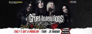 Cruel Intentions + Speed Stroke + Lethal Idols @ Grind House Club  | Padova | Veneto | Italia
