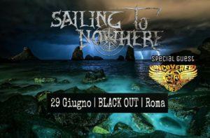 Sailing To Nowhere: i dettagli della show open air nella Capitale