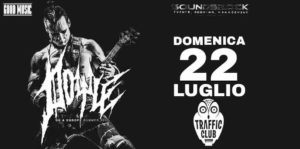 DOYLE (Misfits)/ Off The Cross/ King Creature live al Traffic Club @ Traffic Live | Roma | Lazio | Italia
