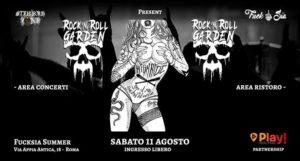 Highride: gli svedesi al Rock'n'Roll Garden @ Rock'n'Roll Garden | Roma | Lazio | Italia