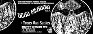 Dead Meadow (Usa), sabato 17 Novembre 2018 al Serraglio, Milano @ Serraglio  | Milano | Lombardia | Italia