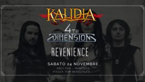 Kalidia: live all'Arci Tom di Mantova @ Arci Tom  | Lombardia | Italia