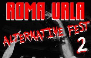 Roma Urla Alternative Fest Volume 2 @ Defrag    Roma   Lazio   Italia