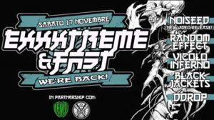 Exxxtreme & Fast - we're back! @ ca' de mandorli | Emilia-Romagna | Italia
