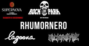 Rhumornero Lagoona Rockbrigade @rock in park on the road